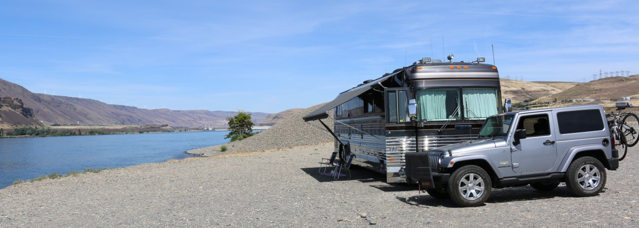 The Full-Time  RV Adventures of Bruce & Lynda Davis